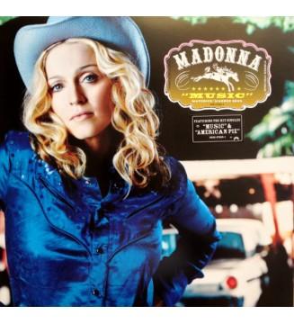 Madonna - Music (LP, Album, RE) mesvinyles.fr