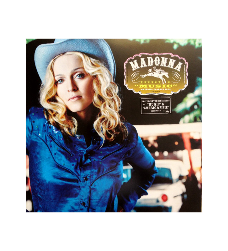 Madonna - Music (LP, Album, RE) mesvinyles.fr