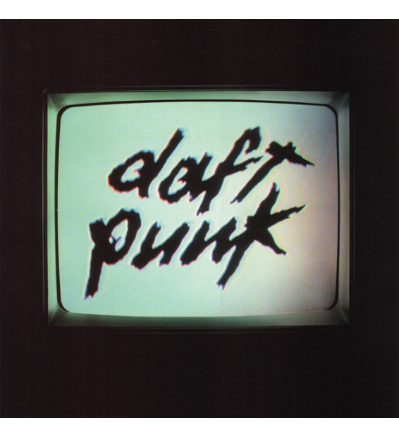 Daft Punk - Human After All (2xLP, Album, RP, Gat)