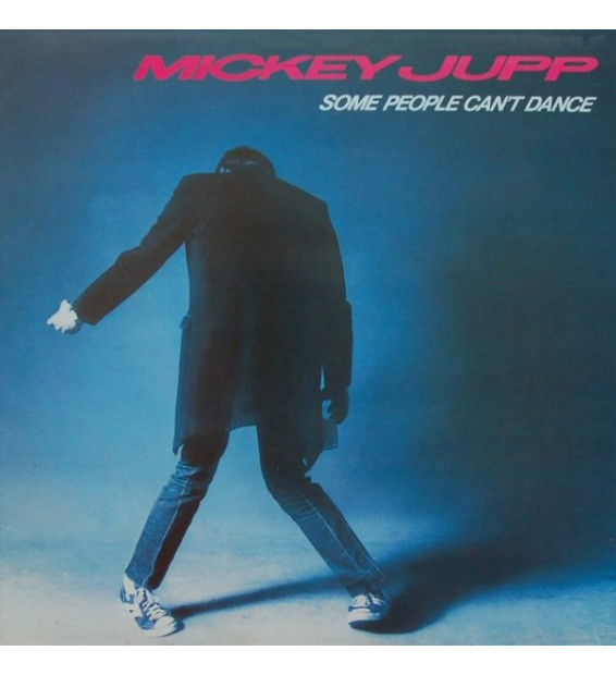 Mickey Jupp - Some People Can't Dance (LP, Album) mesvinyles.fr