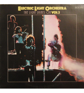 Electric Light Orchestra - The Light Shines On Vol 2 (LP, Comp) mesvinyles.fr