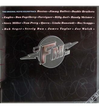 Various - FM (The Original Movie Soundtrack) (2xLP, Comp) mesvinyles.fr