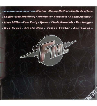 Various - FM (The Original Movie Soundtrack) (2xLP, Comp) mesvinyles.fr