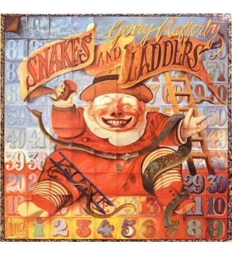 Gerry Rafferty - Snakes And Ladders (LP, Album) mesvinyles.fr