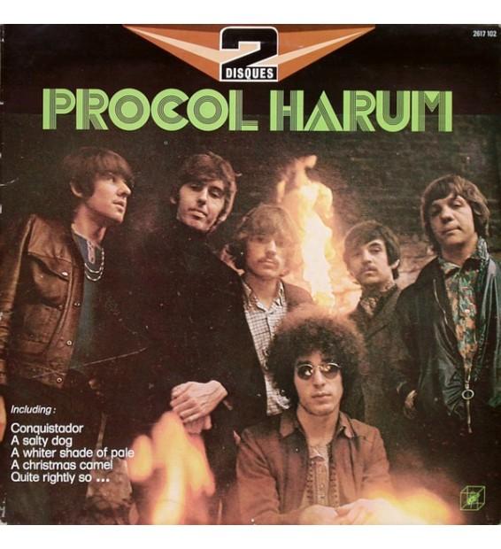 Procol Harum - Procol Harum (2xLP, Comp, Gat)