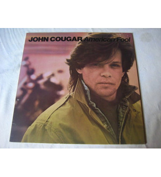 John Cougar* - American Fool (LP, Album, RE) mesvinyles.fr