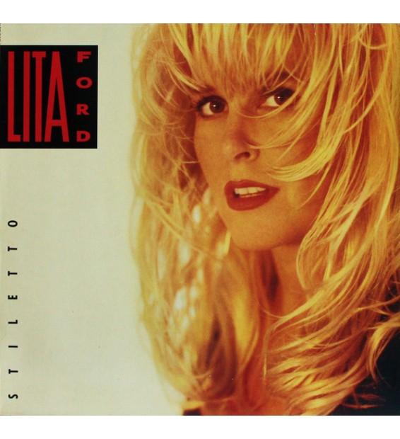 Lita Ford - Stiletto (LP, Album) mesvinyles.fr