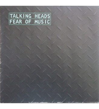 Talking Heads - Fear Of Music (LP, Album)