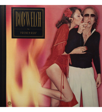 Bob Welch - French Kiss (LP, Album, Win) mesvinyles.fr