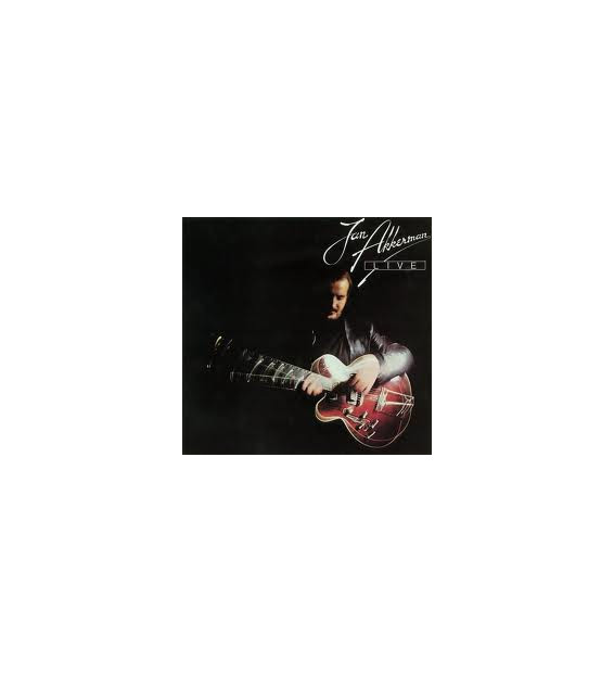 Jan Akkerman - Live (LP, Album) mesvinyles.fr