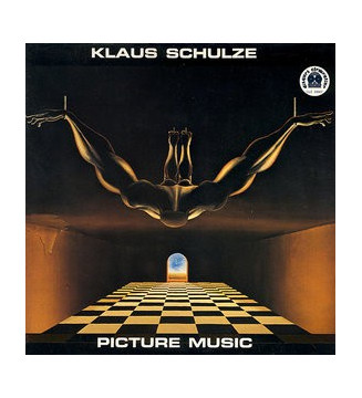 Klaus Schulze - Picture Music (LP, Album, Gat) mesvinyles.fr