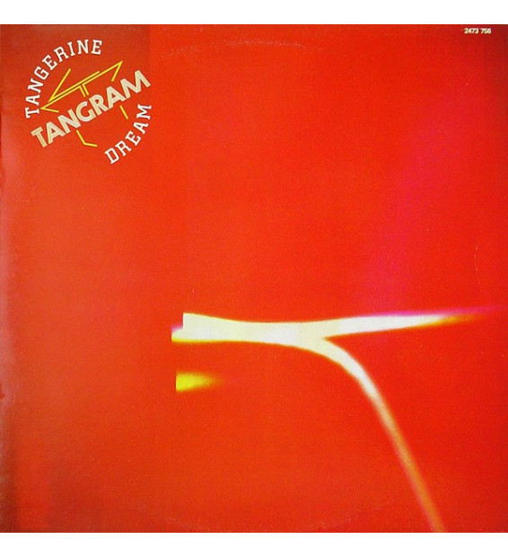 Tangerine Dream - Tangram (LP, Album) mesvinyles.fr