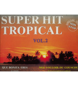 Various - Super Hit Tropical Vol. 2 (LP, Comp, Mixed)