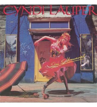 Cyndi Lauper - She's So Unusual (LP, Album)