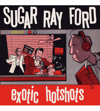 Sugar Ray Ford - Exotic Hotshots (LP) mesvinyles.fr