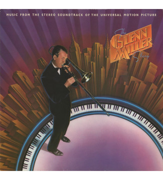 Glenn Miller - The Glenn Miller Story / Music From The Universal Motion Picture Soundtrack (LP)