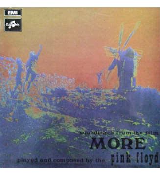 "Pink Floyd - Soundtrack From The Film ""More"" (LP, Album, RP) mesvinyles.fr"