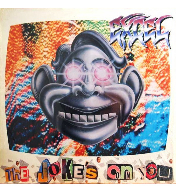 Excel (3) - The Joke's On You (LP, Album)