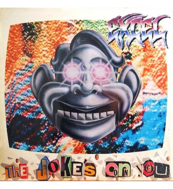 Excel (3) - The Joke's On You (LP, Album)
