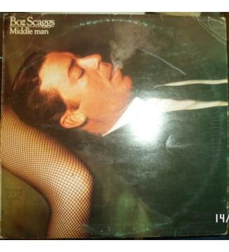 Boz Scaggs - Middle Man (LP, Album) mesvinyles.fr