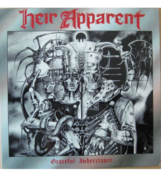 Heir Apparent - Graceful Inheritance (LP, Album) mesvinyles.fr