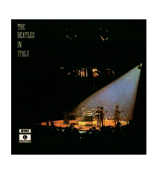 The Beatles - The Beatles In Italy (LP, Comp, RE)
