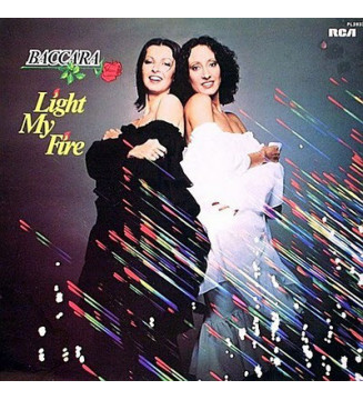 Baccara - Light My Fire (LP, Album)