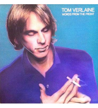 Tom Verlaine - Words From The Front (LP, Album) mesvinyles.fr
