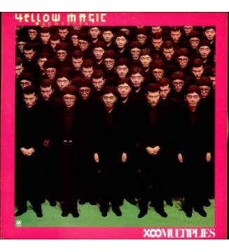 Yellow Magic Orchestra - X∞Multiplies (LP, Comp, Gat) mesvinyles.fr