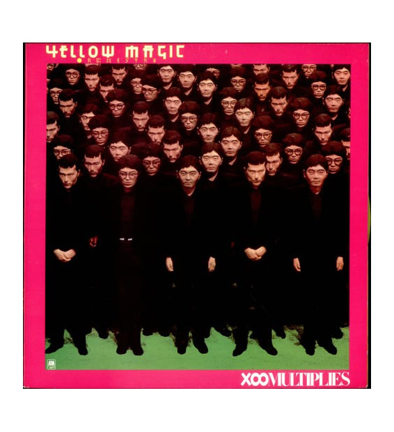 Yellow Magic Orchestra - X∞Multiplies (LP, Comp, Gat)