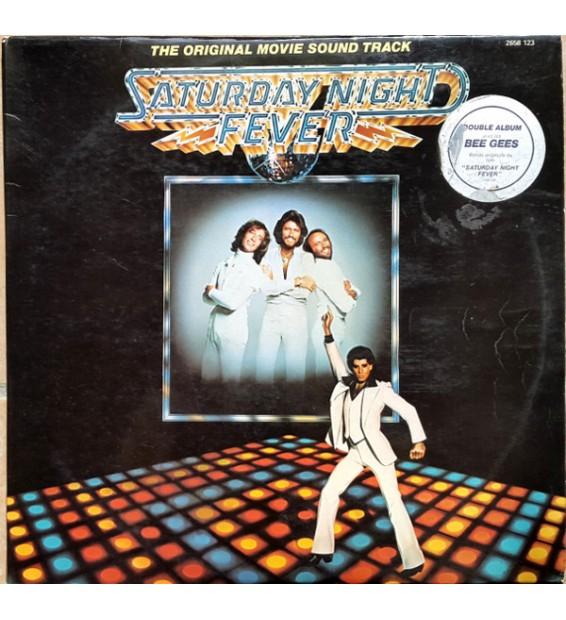 Various - Saturday Night Fever (The Original Movie Sound Track) (2xLP, Album, Comp) mesvinyles.fr