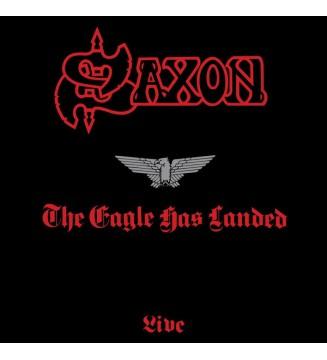 Saxon - The Eagle Has Landed (Live) (LP, Album) mesvinyles.fr