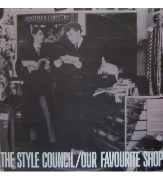 The Style Council - Our Favourite Shop (LP, Album) mesvinyles.fr