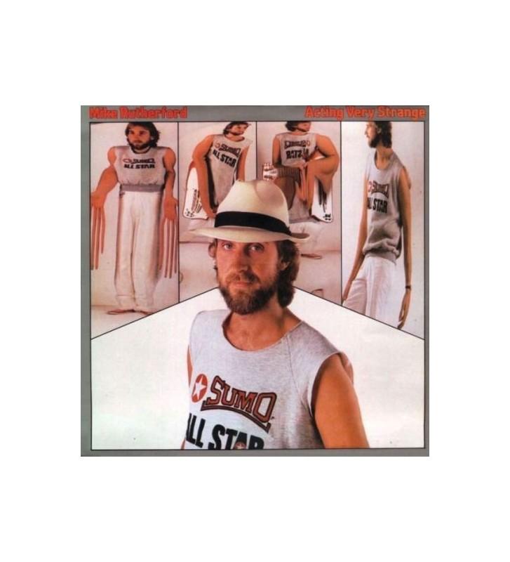 Mike Rutherford - Acting Very Strange (LP, Album) mesvinyles.fr