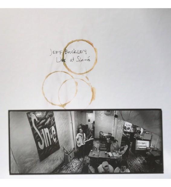 Jeff Buckley - Live At Sin-é (4xLP, Album, Dlx, Num) mesvinyles.fr