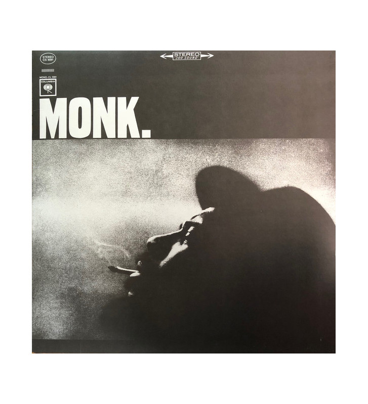 Thelonious Monk - Monk. (LP, Album, RE) mesvinyles.fr