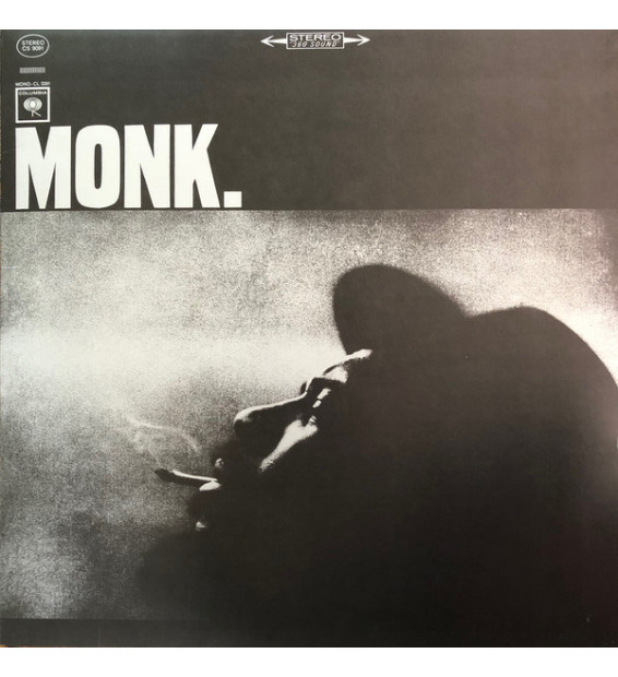 Thelonious Monk - Monk. (LP, Album, RE)