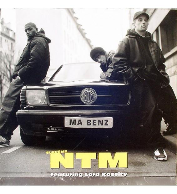 """Suprême NTM - Ma Benz (12"""", EP) mesvinyles.fr"""