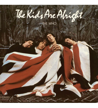 The Who - The Kids Are Alright (2xLP, Album, RE, Red) mesvinyles.fr