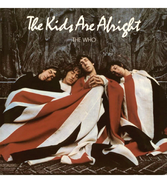 The Who - The Kids Are Alright (2xLP, Album, RE, Red)