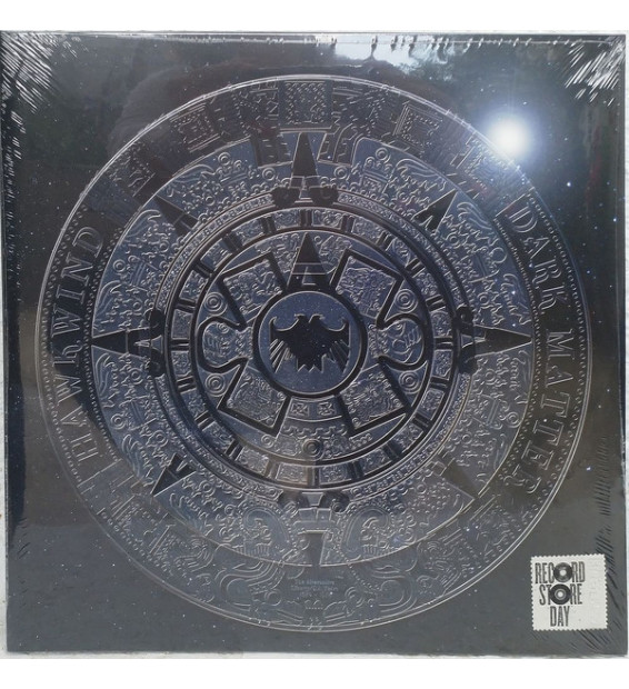 Hawkwind - Dark Matter (The Alternative Liberty / U.A. Years 1970 – 1974) (2xLP, Album, Gat) mesvinyles.fr