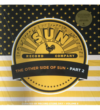 Various - The Other Side Of Sun Part 2: Curated By Record Store Day Volume 5 (LP, Comp, Ltd) Disquaire Day (RSD) mesvinyles.fr
