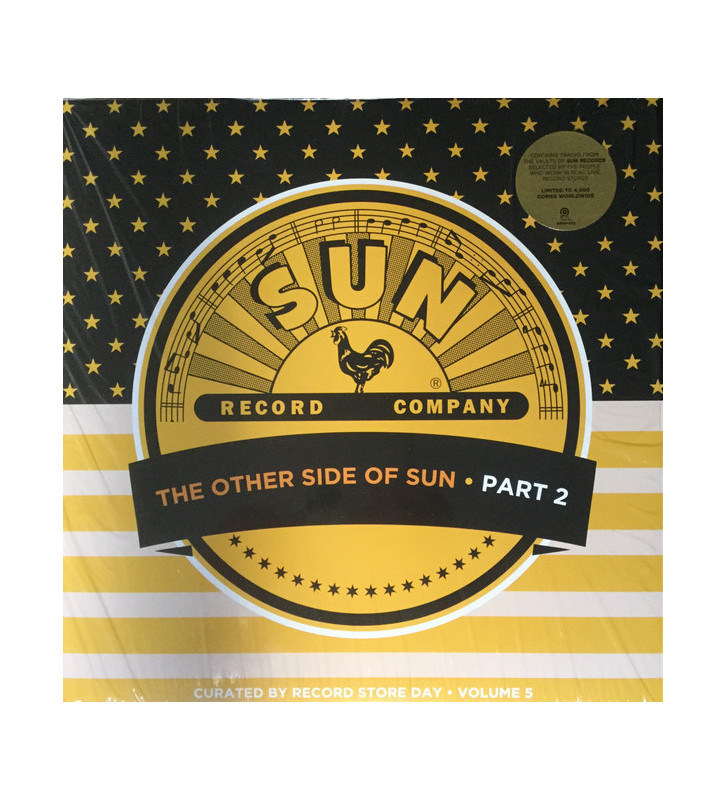 Various - The Other Side Of Sun Part 2: Curated By Record Store Day Volume 5 (LP, Comp, Ltd) mesvinyles.fr