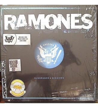 Ramones - Sundragon Sessions (LP, Album, Ltd, Num) BLACK FRIDAY 2019 mesvinyles.fr
