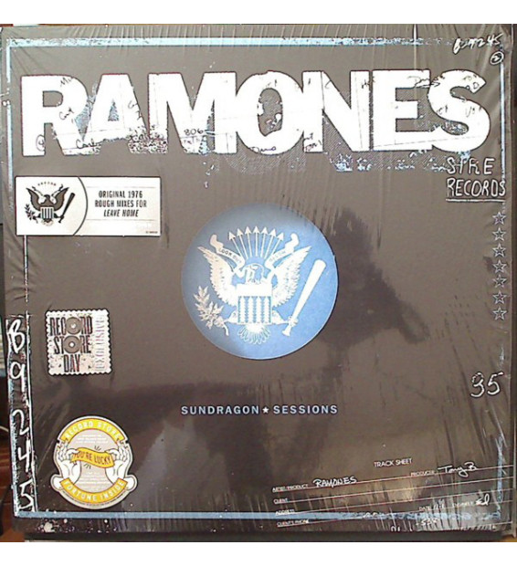 Ramones - Sundragon Sessions (LP, Album, Ltd, Num)