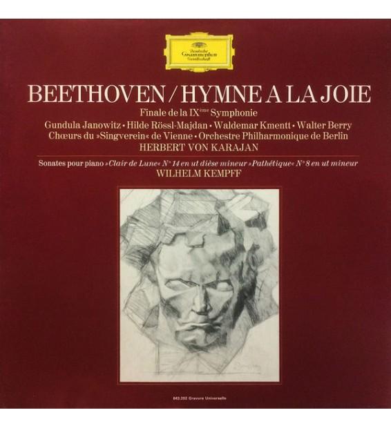 Ludwig van Beethoven - Wilhelm Kempff / Herbert von Karajan, Gundula Janowitz · Hilde Rössel-Majdan · Waldemar Kmentt · Walter