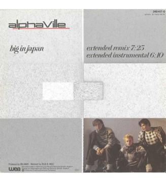 "Alphaville - Big In Japan (Extended Remix) (12"", Maxi)"