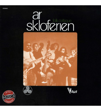 Ar Skloferien - Folk Celtique (LP, Album) mesvinyles.fr