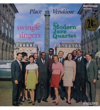 The Swingle Singers* / The Modern Jazz Quartet - Place Vendôme (LP, Album)