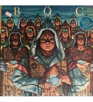 Blue Öyster Cult - Fire Of Unknown Origin (LP, Album) mesvinyles.fr